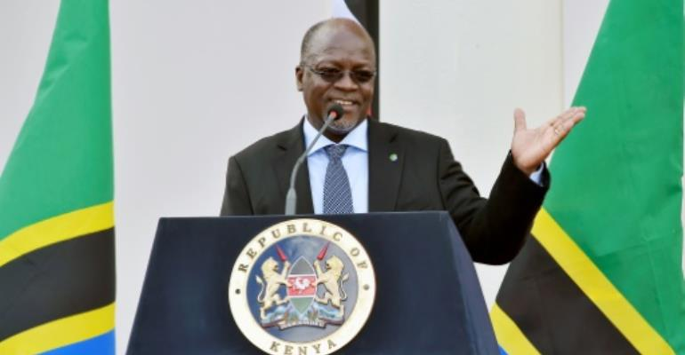 Tanzanian leader urges Burundian exiles to go home