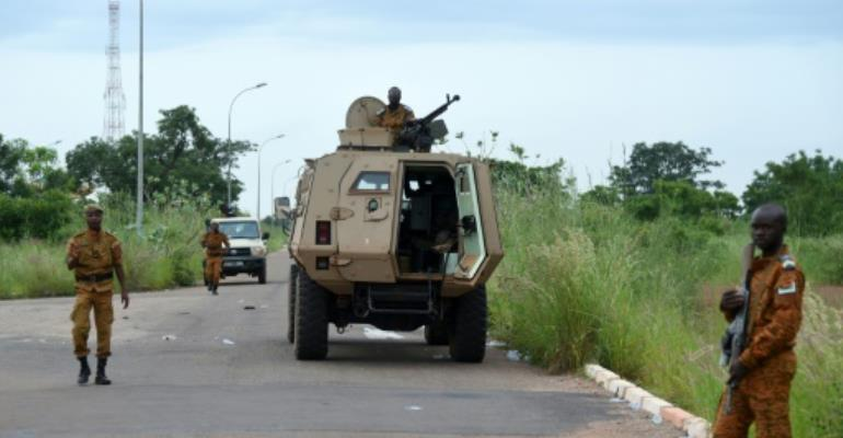 The coup was thwarted by street protesters and support from the army.  By SIA KAMBOU (AFP/File)