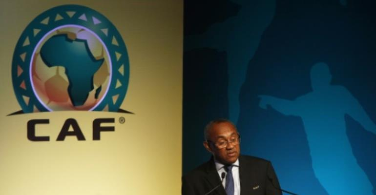 Africa\'s Nations Cup qualifiers moved to October