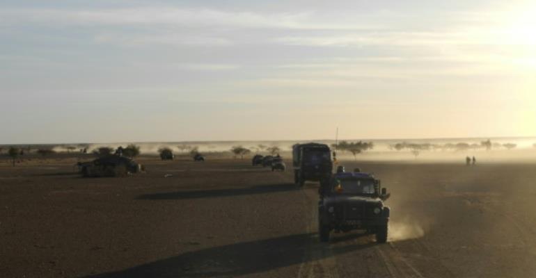 Second Sahel \'G5\' anti-terror force mission begins