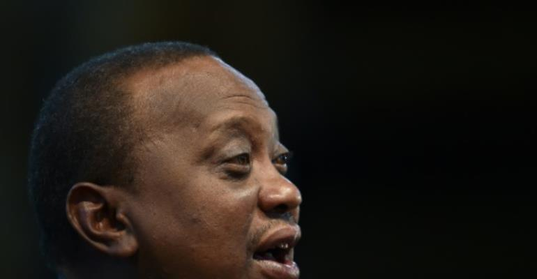 Kenyatta to be sworn-in next week