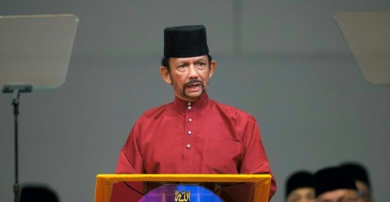 The tough penal code in the tiny country on tropical Borneo island -- ruled by the all-powerful Sultan Hassanal Bolkiah -- have fully came into force following years of delays.  By - (AFP)