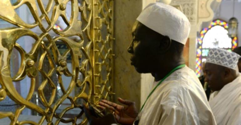 Senegalese head of powerful Muslim brotherhood dies