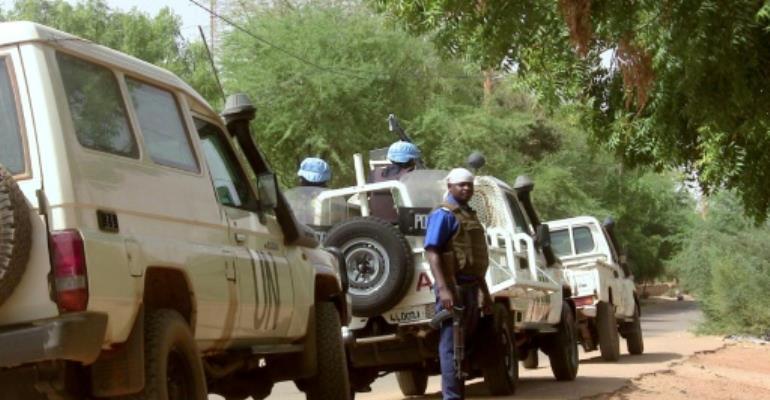 One soldier dead, UN base attacked in Mali