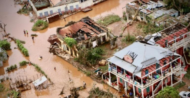 HRW Laments Sex-For-Aid Trade Faced By Mozambican Cyclone Survivors