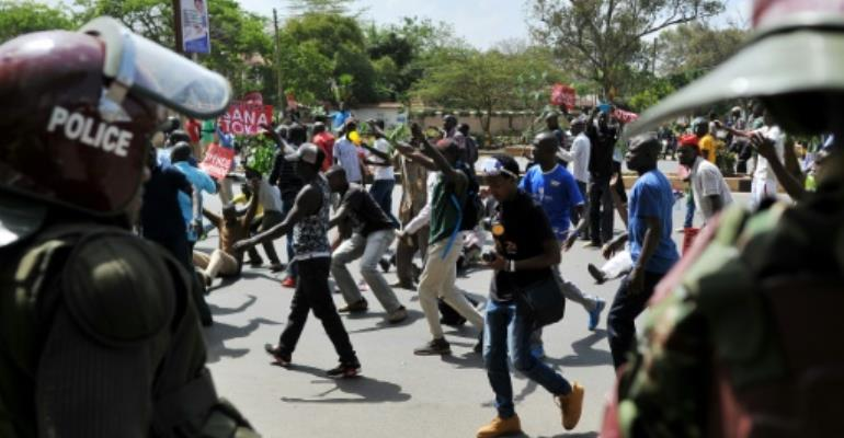 Image result for Kenya police killed 35 in August poll violence – rights group