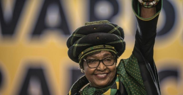 Winnie Madikizela-Mandela Recovering After Being Admitted to Hospital