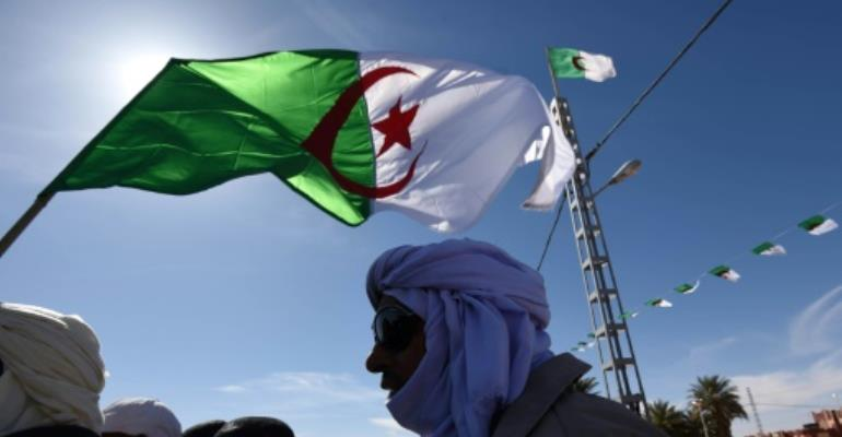 Three leading Islamist parties in Algeria said they were forming a