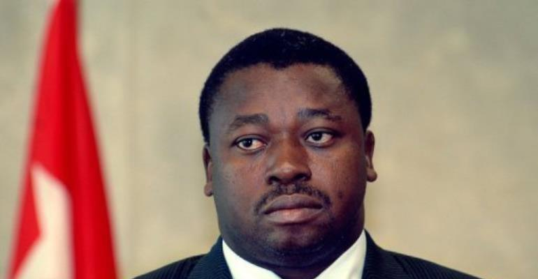 Faure Gnassingbe has won elections in 2005 and 2010.  By Jacquescollet (AFP/File)