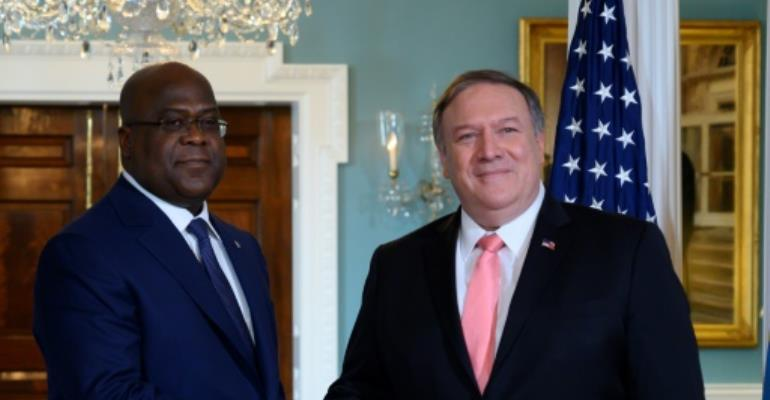 US Secretary of State Mike Pompeo has praised the