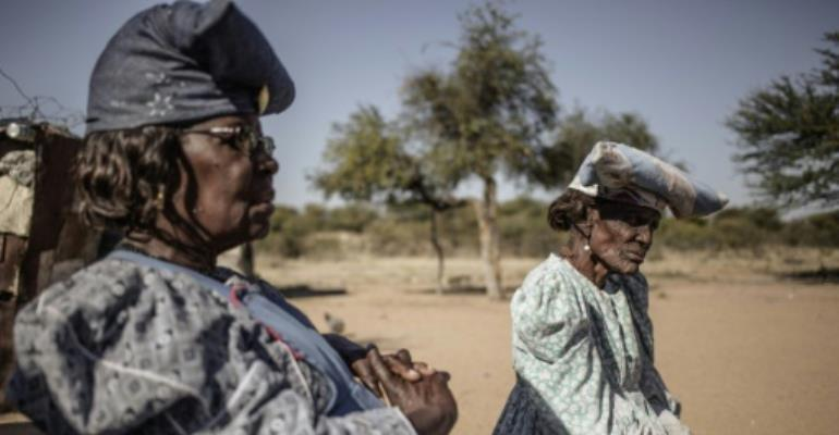 Namibia genocide victims battle for compensation