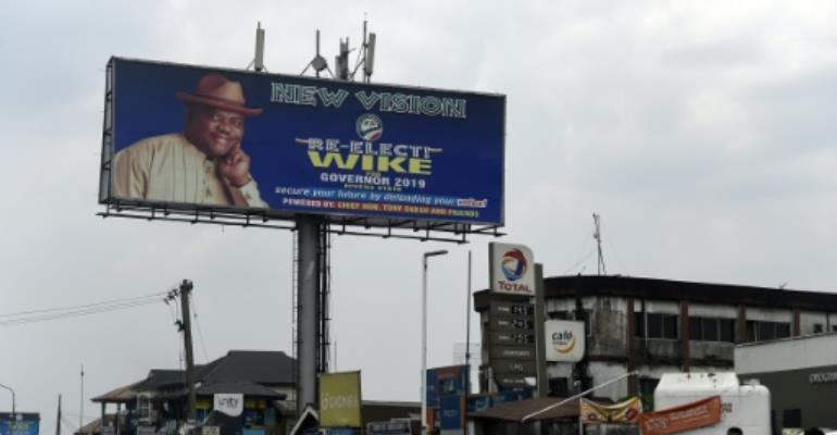 Wike dedicated his victory to people from the state