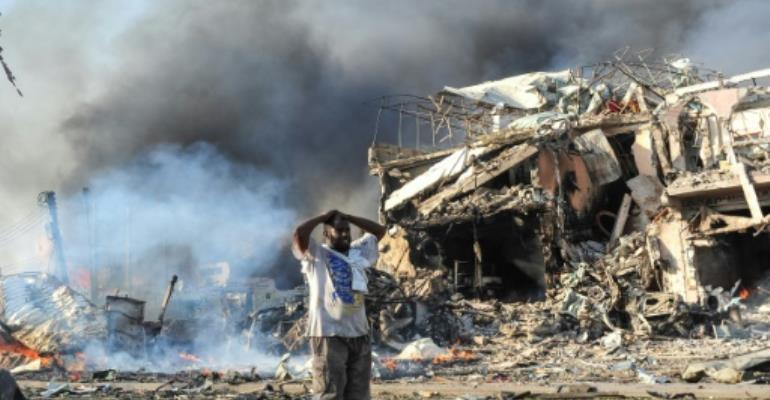 US Attack Kills Members of Somali Terror Group Al Shabab