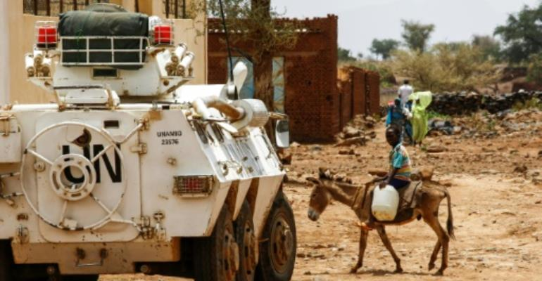 \'Less fighting\' in Darfur led to troops cut: UN official