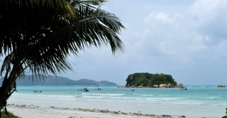 A vast area of ocean around the Seychelles will be off-limits to trawlers under the landmark deal.  By ALBERTO PIZZOLI (AFP)