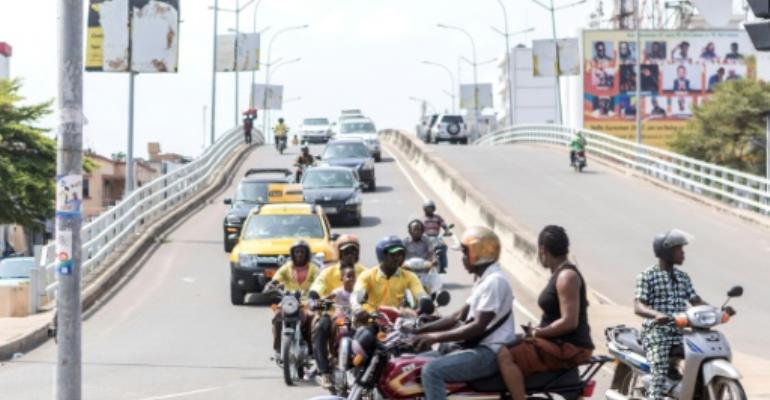 Taxi! Transport gets an overhaul in Benin\'s commercial hub