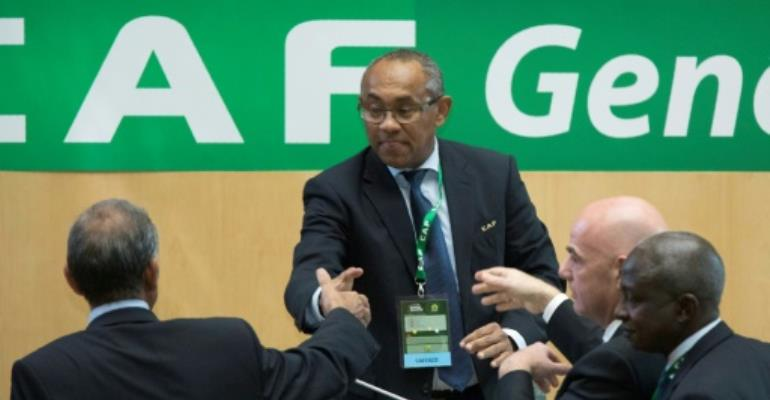 Africa elected Ahmad for change - FIFA chief