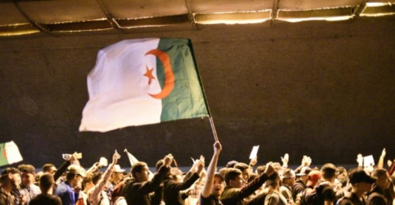 Algerian students are demanding radical change in their country not just the departure of ailing President Abdelaziz Bouteflika.  By RYAD KRAMDI (AFP)