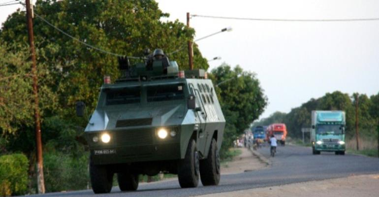 Armed clashes and assassinations of politicians are not uncommon in Mozambique.  By FERHAT MOMADE (AFP/File)