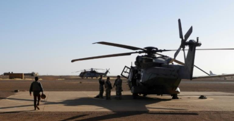 Britain and Italy to bolster troop presence in Africa\'s Sahel
