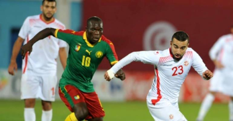 African champions Cameroon start reign with win