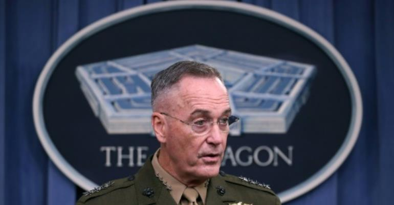 United States  general: Families, Americans deserve answers on Niger