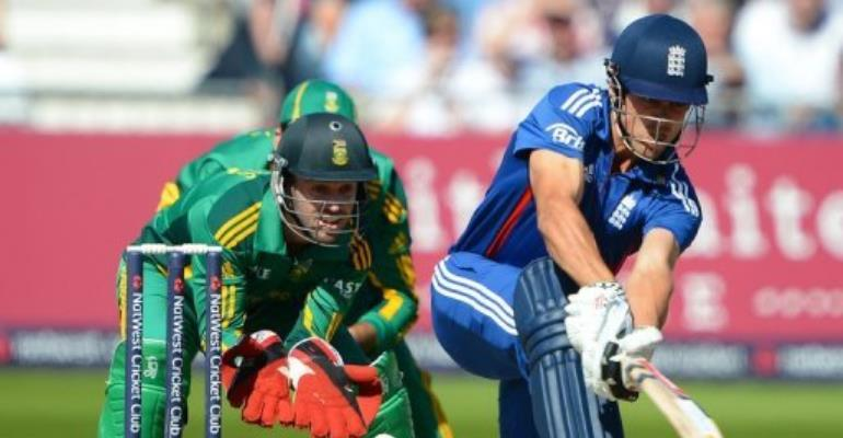Alastair Cook has said the international future of Kevin Pietersen needs to be