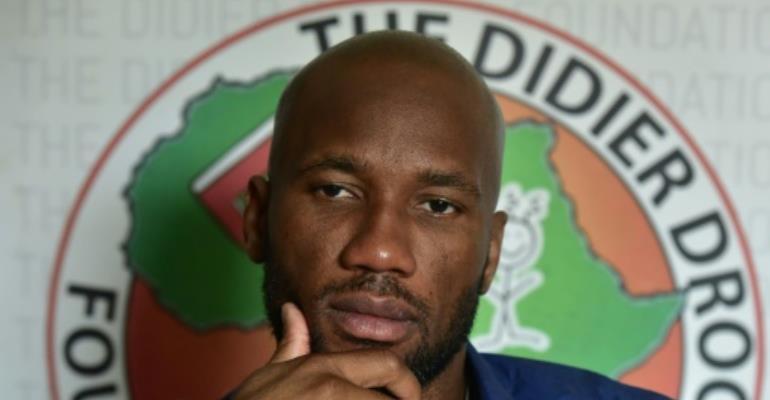 Drogba looks to future as stellar career winds down