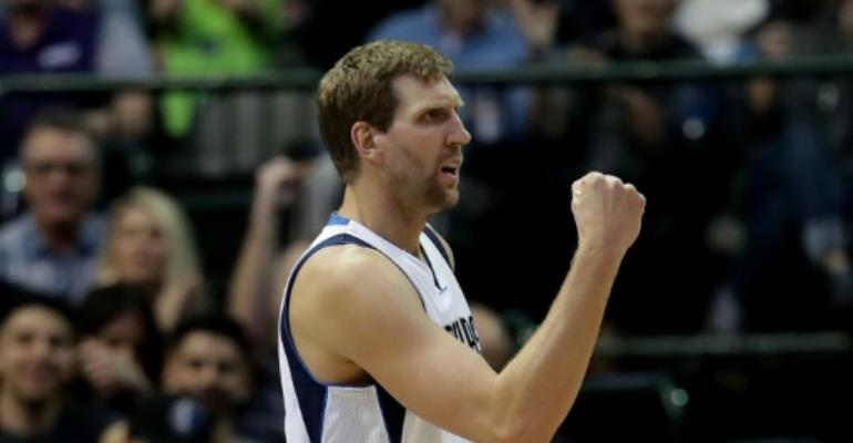 Dirk Nowitzki, set to be one of the captains for the NBA Africa Game 2017, says