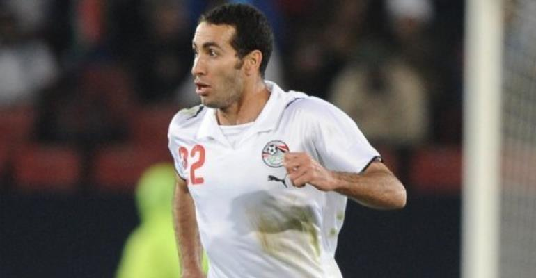 Mohamed Aboutrika.  By  (AFP/File)