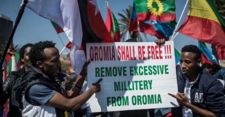 US calls for probe into Ethiopia ethnic clashes