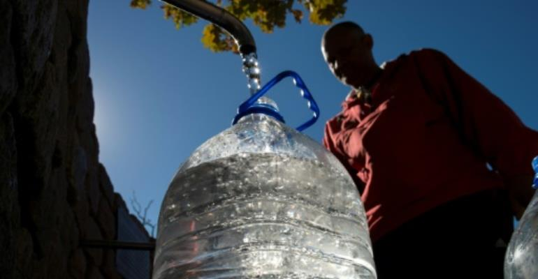 Cape Town water ration to be slashed as drought bites