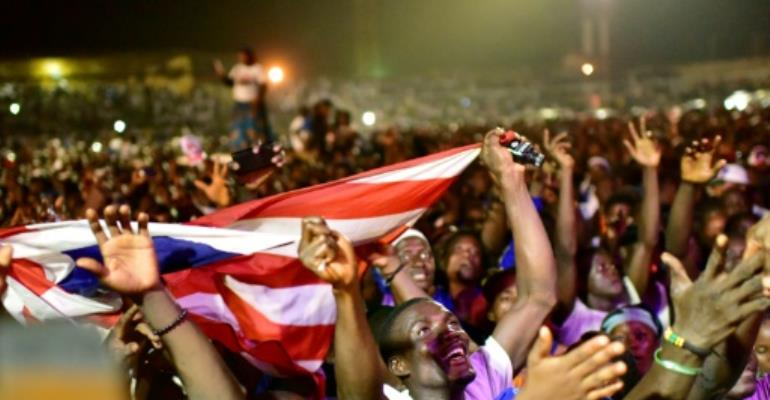 Liberia is preparing to hold presidential and legislative elections in October.  By ISSOUF SANOGO (AFP/File)
