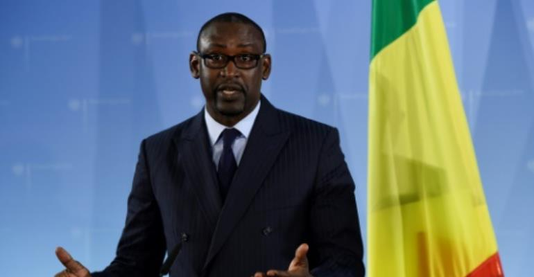 Malian Foreign Affairs Minister Abdoulaye Diop said the visit of his Dutch counterpart Bert Koenders to Bamako had never been intended as the moment to make a deal.  By TOBIAS SCHWARZ (AFP/File)