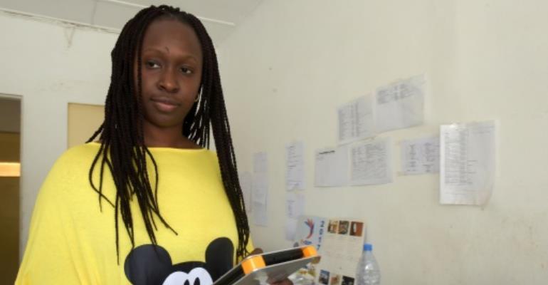 Senegal\'s corner shops go digital to track trade