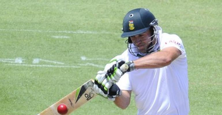 AB de Villiers was appointed captain of South Africa's one-day and Twenty20 teams.  By Stephane de Sakutin (AFP/File)