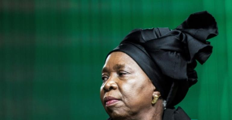 Zuma\'s ex-wife named MP ahead of key ANC leadership vote