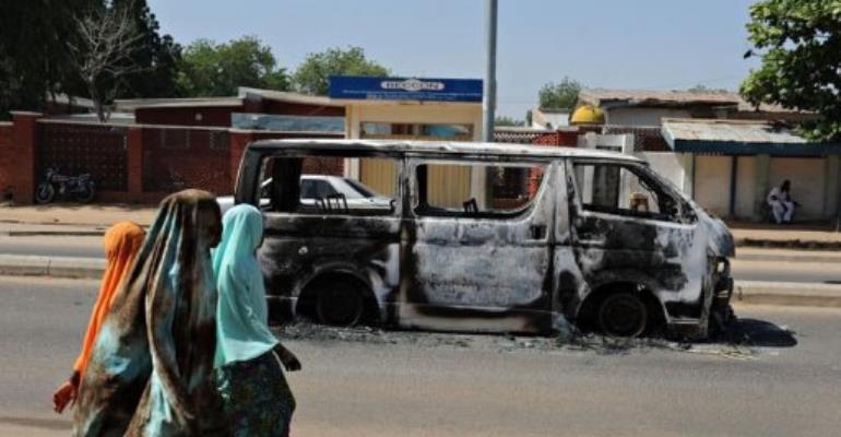 Nigeria: A government of inertia