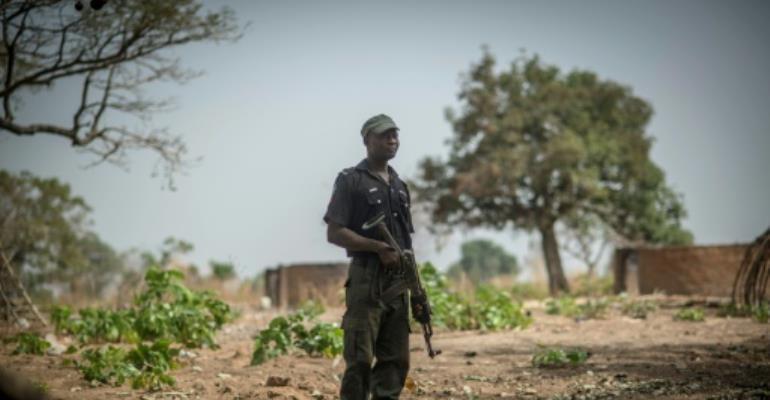 Police have struggled to stop attacks in states including Kaduna, Katsina, Zamfara and Niger.  By CRISTINA ALDEHUELA (AFP/File)