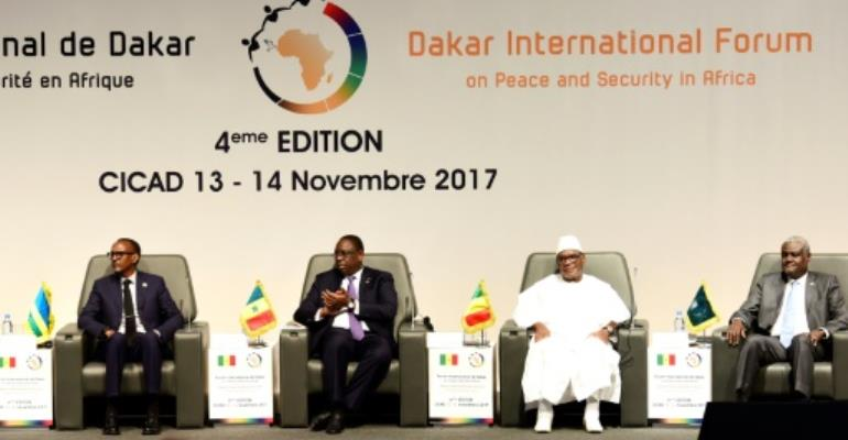 African leaders urge support for new security doctrine