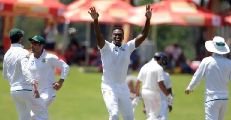 New star Ngidi wants long career