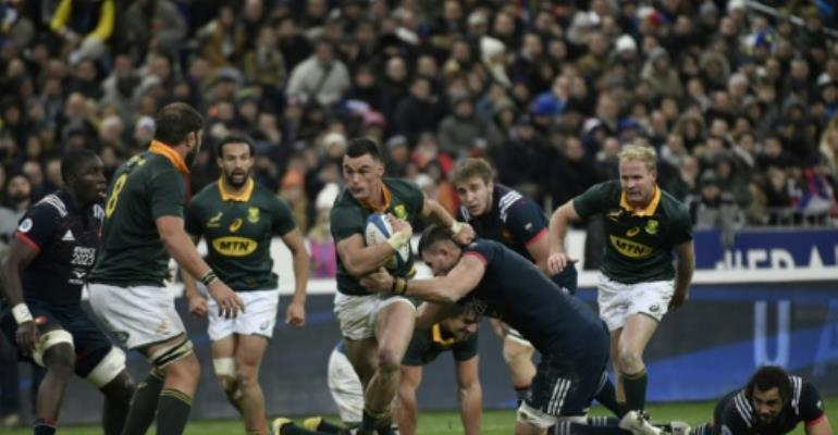 Coetzee delighted with Springboks \'character\'