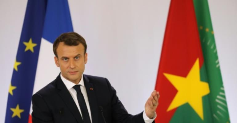 French President Macron Wins Charlemagne Prize For European Unity