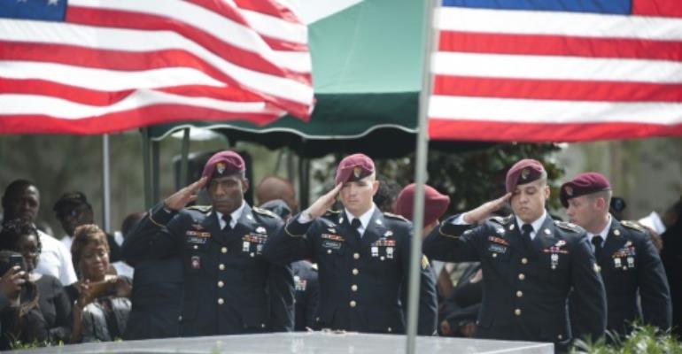 US investigators return to scene of Niger ambush: military