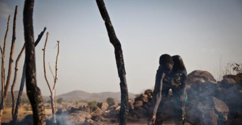 Sudan accuses the south of aiding rebels in its Darfur region and  Southern Kordofan.  By Adriane Ohanesian (AFP)