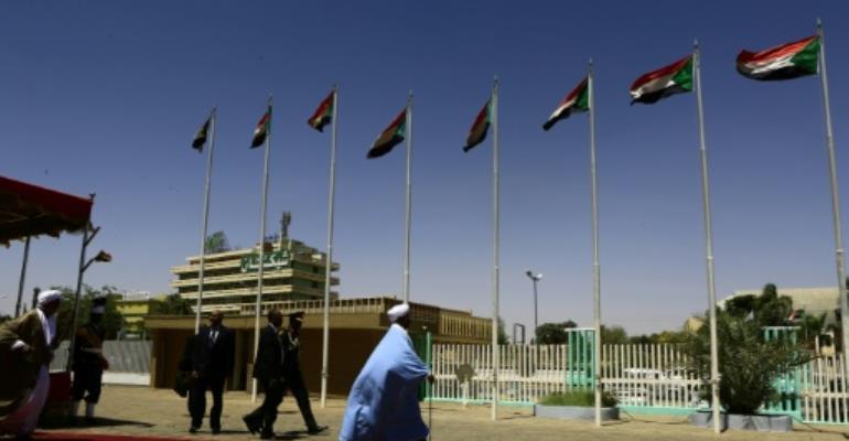 Sudanese President Omar al-Bashir said some protesters