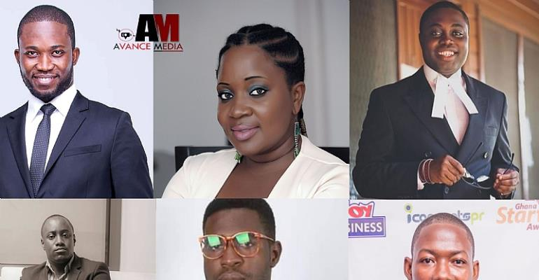 Prince Akpah, John Armah, Rosalin Nartey And Other Young Ghanaians Featured In Historical Africa 80 Book