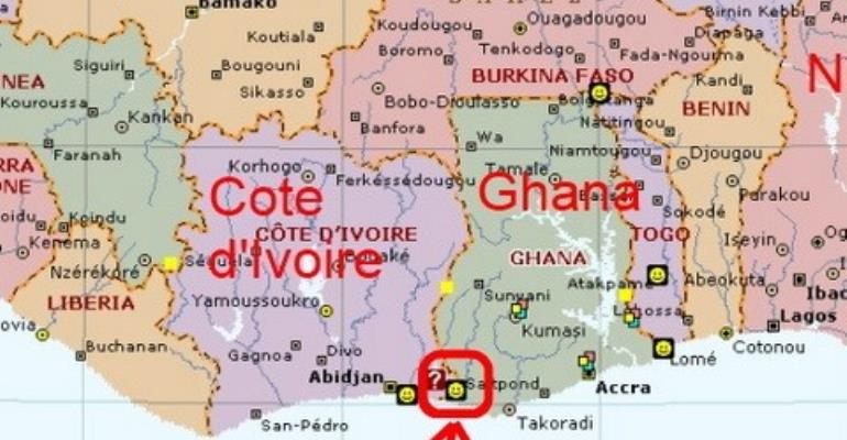 Ghana, Ivory Coast dispute over oil field likely to aggravate