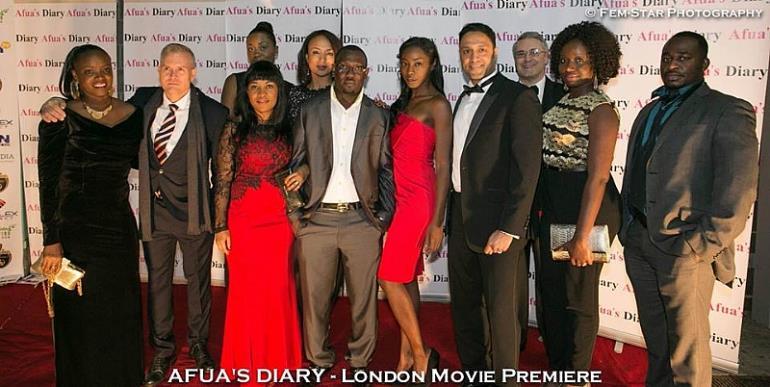 British National Film Awards endorses British-Ghanaian film Afua's Diary