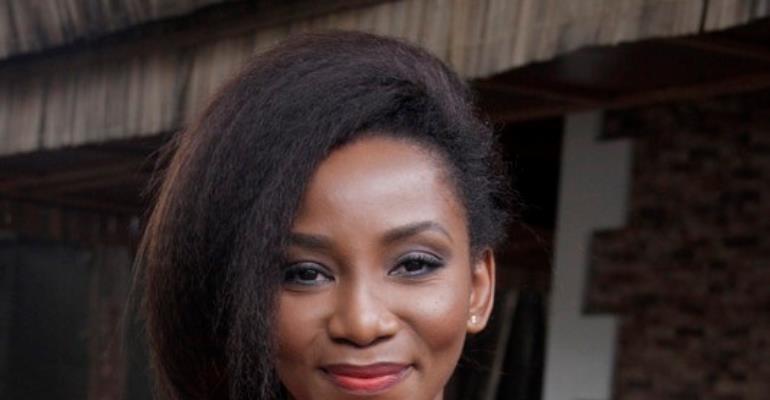 Pictures: Genevieve Nnaji With 'Killer' Stylish Dress